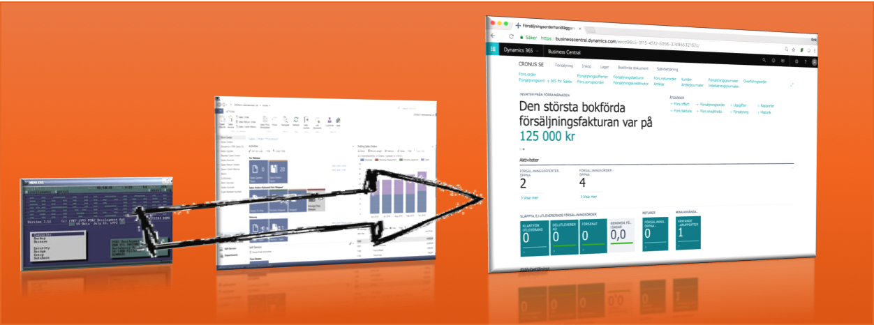 Vad är Dynamics 365 Business Central?
